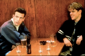 Good Will Hunting Ben Affleck, Matt Damon Credit: Miramax/Courtesy Neal Peters Collection